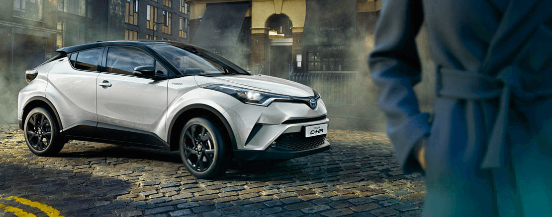 Toyota C-HR Hybrid Club